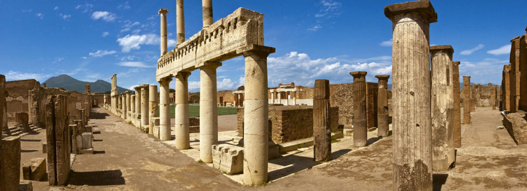 EXCURSIONS FROM POMPEI