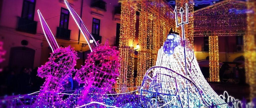 Luci d'Artista Salerno 2018